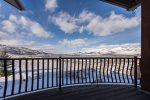Utah Lodging / Ski Lake Lodge / Main Level / Deck