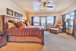 Utah Lodging / Ski Lake Lodge / Lower Level / Master Suite