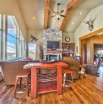 Utah Lodging / Ski Lake Lodge / Main Level / Living