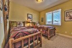 Utah Lodging / TR 78 / Main Level / Twin Bedroom