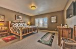 Utah Lodging / TR 78 / Lower Level / Master Suite