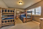 Utah Lodging / TR 78 / Lower Level / Bunk Room 1