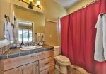 Utah Lodging / TR 78 / Lower Level / Private Hot Tub