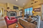 Utah Lodging / TR 78 / Main Level / Living