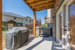 Utah Lodging / C505 / Lower Level / Wwlkout with Grill and Private Hot Tub
