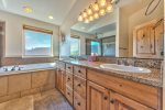Utah Lodging / C505 / Main Level / Master Bath