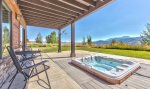 Utah Lodging / TR 89 / Hot Tub
