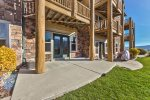 Utah Lodigng / MH 1307 / Lower Level / Walkout Patio