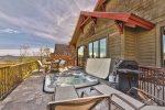 Utah Lodging / TR 37 / Back Patio
