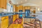 Utah Lodging / TR 37 / Main Level / Kitchen