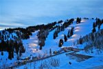 Utah Lodging / PMC 2 / Powder Mountain Night Skiing