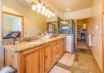 Utah Lodging / LSV 61 / Upper Level / Master Bathroom