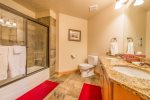 Utah Lodging / LSV 61 / Lower Level / Bathroom