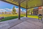 Utah Lodging / LSV 61 / Covered Patio