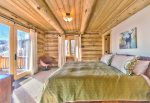 Utah Lodging / PMC 1 / Main Level / Master Suite