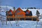 Utah Lodging / PMC 1 / Exterior Winter