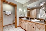 Guest Bedroom with Queen Bed - 2 Bedroom - River Run Village Condos