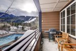 Heated Outdoor Pool and Hot Tubs - River Run Village Condos