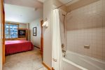 Master Bathroom - 2 Bedroom - River Run Village Condos