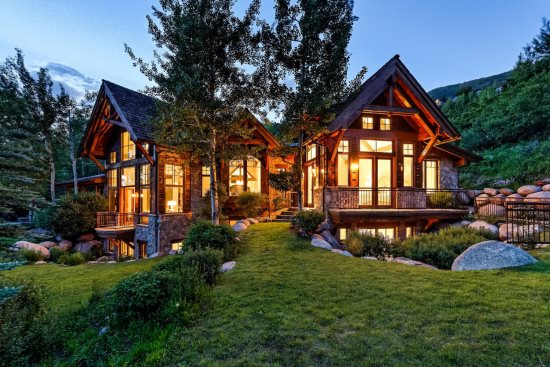 Surprising Aspen Colorado Luxury Estate Homes For Rent 1 10 Download Free Architecture Designs Ferenbritishbridgeorg