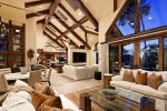 Snowmass 6 Bedroom Vacation Rental at Snowmass Colorado
