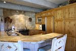 Full Kitchen Snowmass Enclave 2 bedroom vacation rental condo
