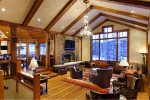 Luxury Snowmass Village 5 Bedroom Vacation Home