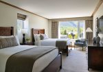 The Little Nell Veranda with Views of Aspen Mountain