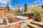 Owl Creek 4 bedroom ski-in, ski-out luxury town home