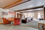Lobby/Common Area - 1 Bedroom - Red Hawk Lodge - Gondola Resorts
