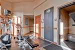 Fitness Center - Red Hawk Lodge - Gondola Resorts