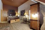 Bedroom - 3 Bedroom - Jackpine Lodge - Keystone CO