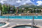 Pool - Main Street Station Breckenridge 1 Bedroom Rental