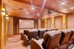 On-Site Movie Theater - Main Street Station Breckenridge 1 Bedroom Rental