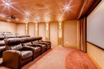 Theater Room - Main Street Station Breckenridge 1 Bedroom Rental