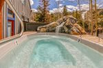 Shared River Run Village Pool - Black Bear Lodge 8061 - Keystone CO