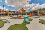 Dercum Square Mini Golf Summer & Ice Rink Winter - River Run Village