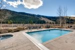 Pool Tables in Lounge/Common Area - Red Hawk Lodge - Keystone CO