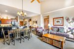 Kitchen - Red Hawk Town Homes 2337 - Keystone CO