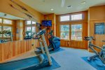 Black Bear Lodge Fitness Room