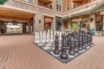 Grill in Courtyard - Silver Mill 8238 - Keystone CO