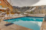 Hot Tubs at Shared River Run Amenities - Jackpine Lodge 8011 - Keystone CO