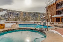 Keystone CO | Jackpine Lodge #8011 | 2 Bedroom