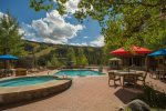 River Run Pool and Hot Tubs - Arapahoe Lodge 8105 - Keystone CO