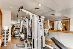 Fitness Center at The Springs