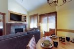 Two Bedroom The Springs Dining/Living Room