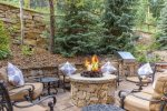 Sauna and Steam Room - The Timbers - Keystone CO