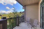 Patio - 1 Bedroom - Crystal Peak Lodge - Breckenridge CO
