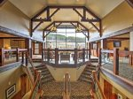 Crystal Peak Lodge Lobby