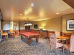 Crystal Peak Lodge Billiards